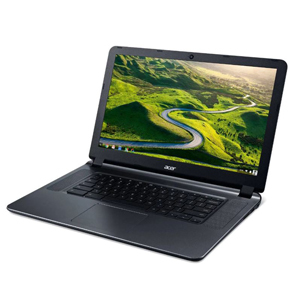 Acer Chromebook black laptop from Target Cyber Monday photo