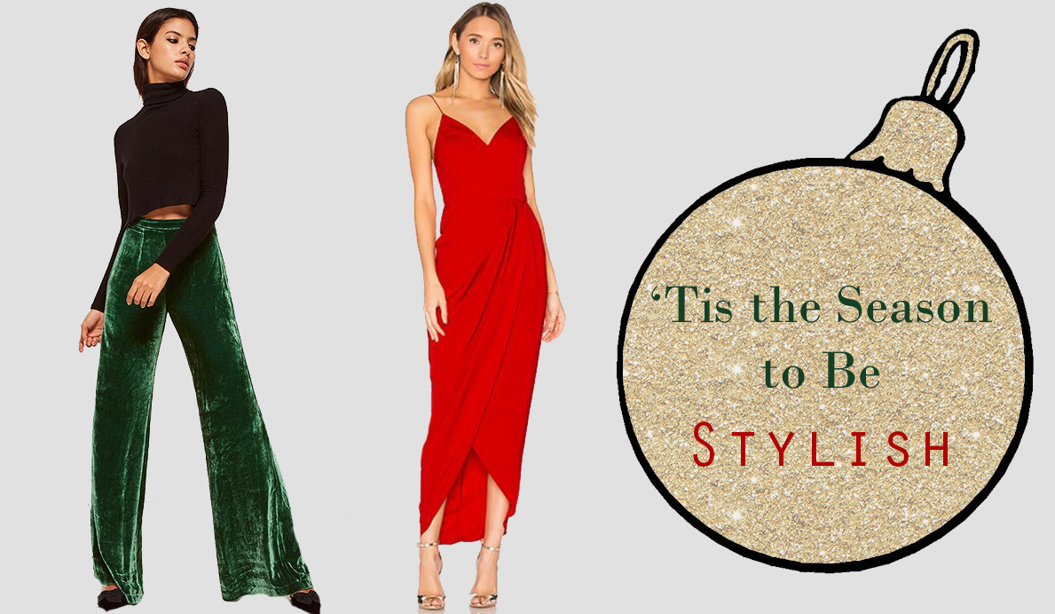 How to Wear Holiday Colors–Without Looking Tacky