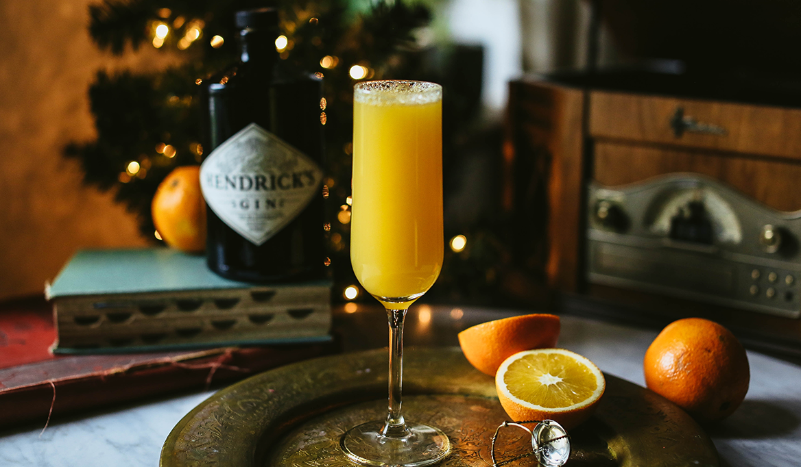 Festive Cocktail Recipes to Make Your NYE Party a Spirited Affair