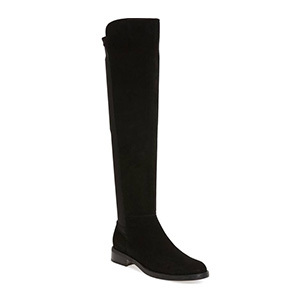 black knee-high boot from Nordstrom photo