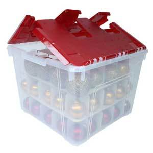 Plastic storage container with wing-lid locks. photo
