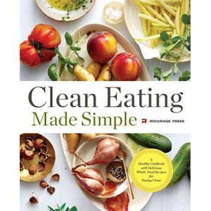 Clean Eating Made Simple cookbook. photo
