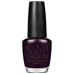 OPI Lincoln Park After Dark Nail Lacquer photo
