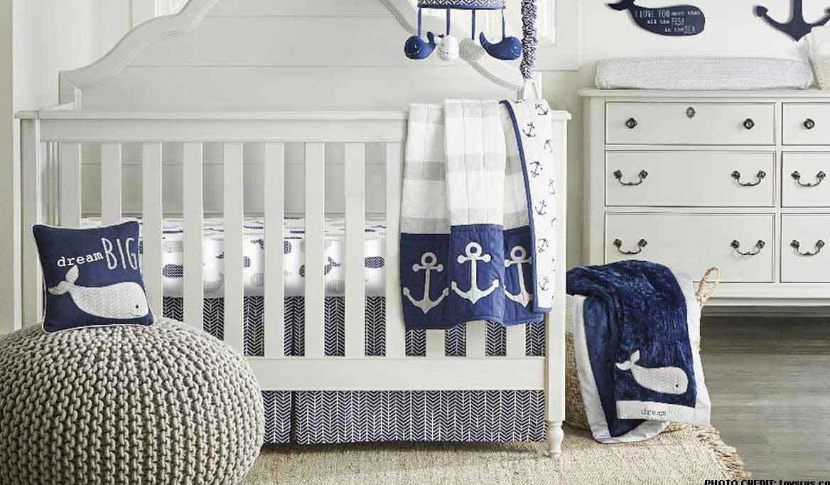 Create a Nautical-Inspired Nursery for Your Bundle of Joy