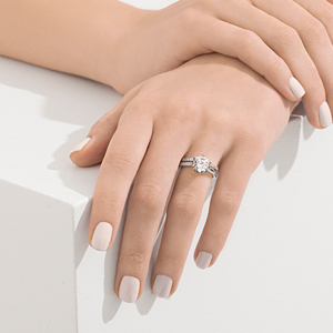 For the Classic Solitaire Engagement Ring photo