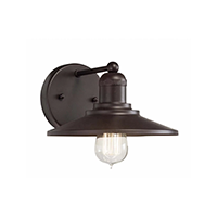 Industrial Wall Sconce photo