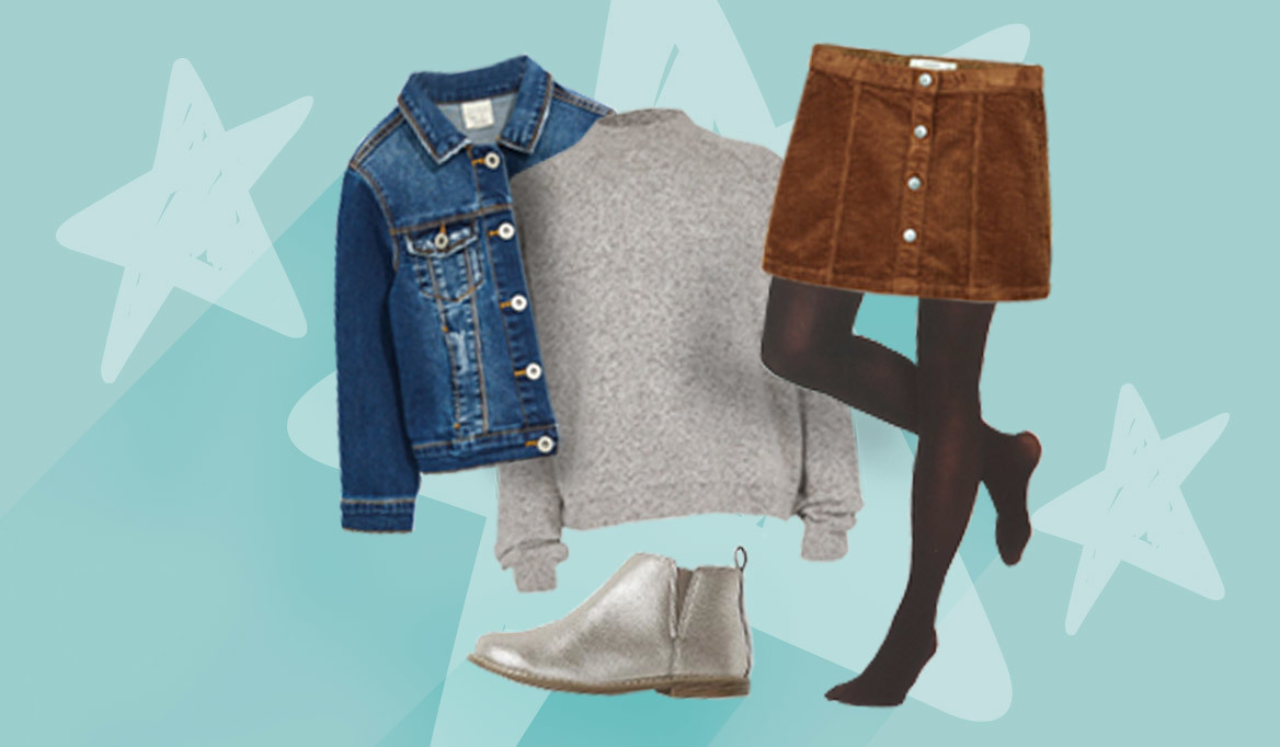 Layering How-To: What to Buy for Your Tween Girl This Season