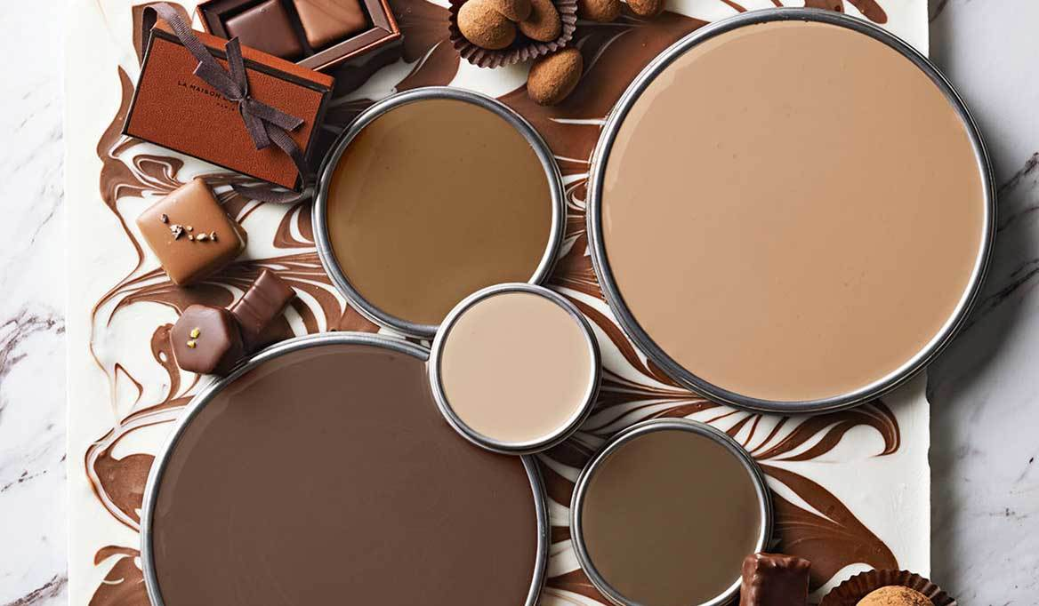 Color: Chocolate Browns