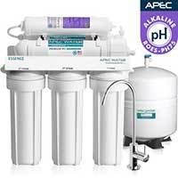 Apec Top Tier Reverse Osmosis Water Filter System