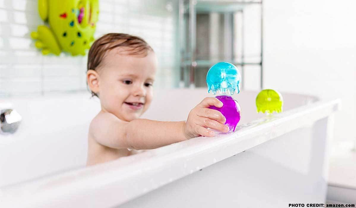 Make a Splash With These Fun Bath Toys
