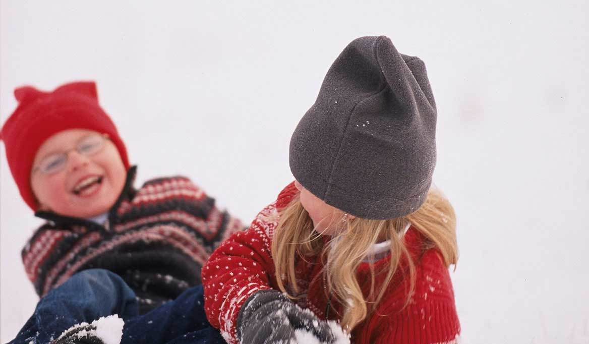 Wonderful Winter Toys That Make Snow Days A Ball