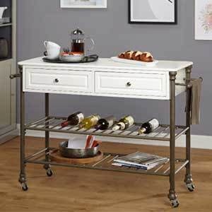 Everything Here Is Under From Overstock Yes Everything BHG - Overstock kitchen island