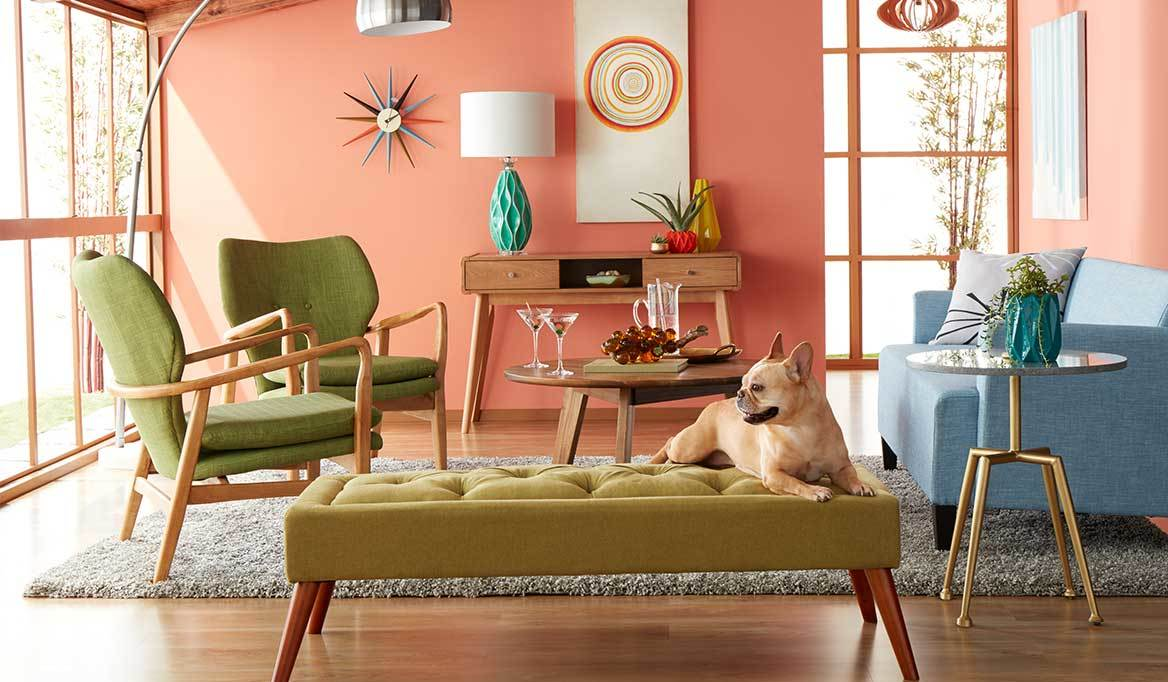 We Can't Get Enough of These Colorful Furniture Finds