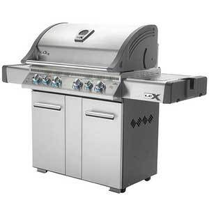 Overstock Napoleon LEX605RSBIPSS Propane Gas Grill photo