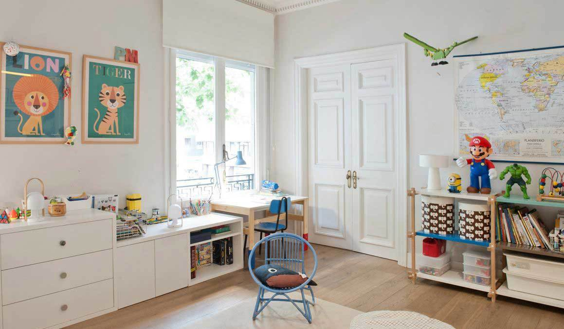 Clean-Up Time! 10 Additions for Keeping an Organized Playroom