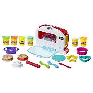 Play-Doh Kitchen Creations Magical Oven Set photo