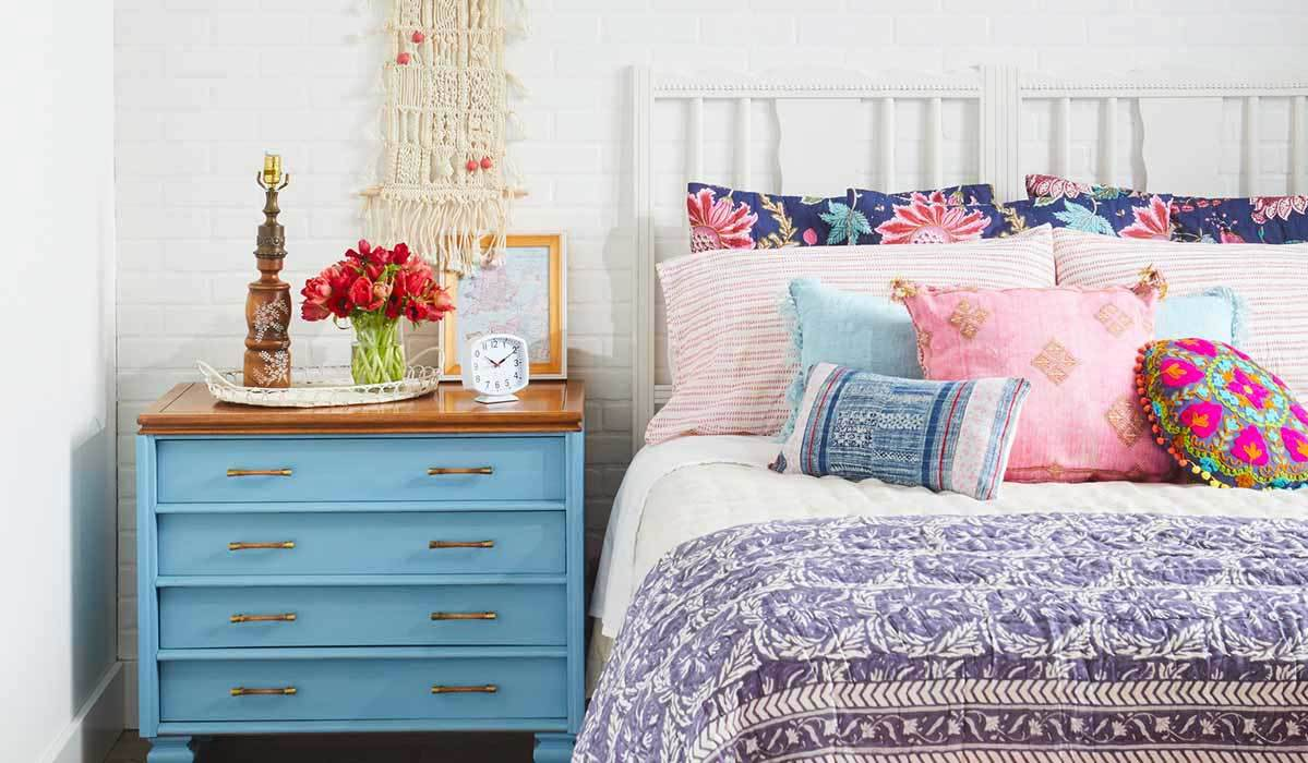 Boho Bedding for Your Gypsy-Inspired Bedroom