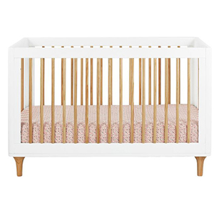 Lolly 3-in-1 Convertible Crib photo
