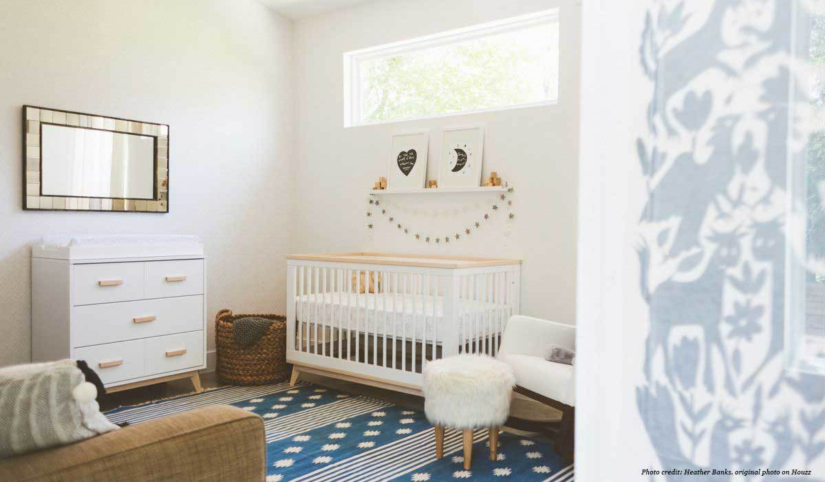 10 Nursery Furniture Finds to Complement Your Modern Space