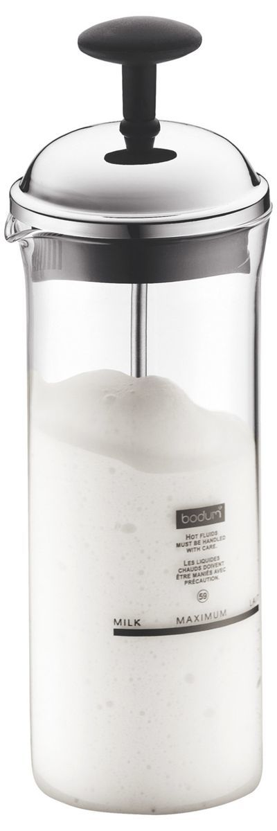 Houzz milk frother from Bodum photo