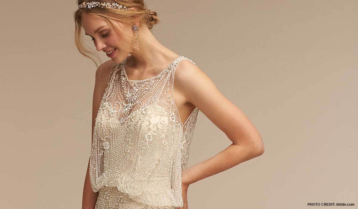 Vintage-Inspired Wedding Dresses That Are Simply Timeless