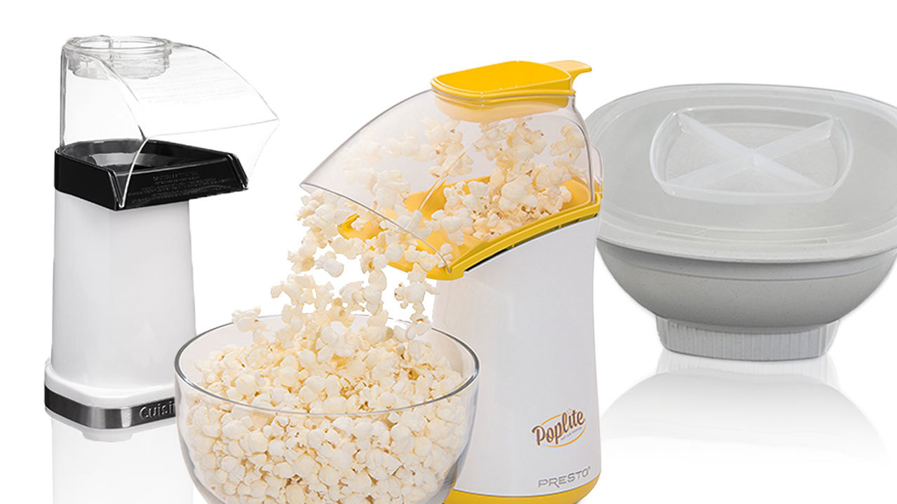 Best Popcorn Makers of 2018