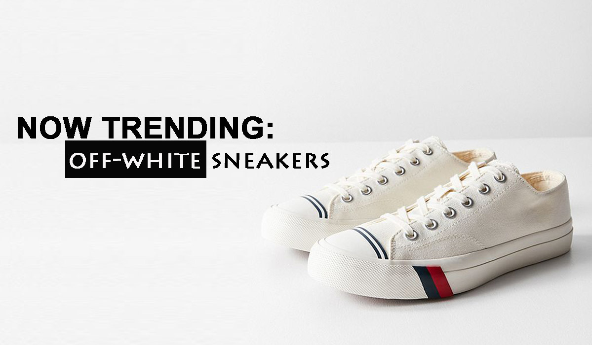 Off-White Sneakers Any Shoe Addict Will Love
