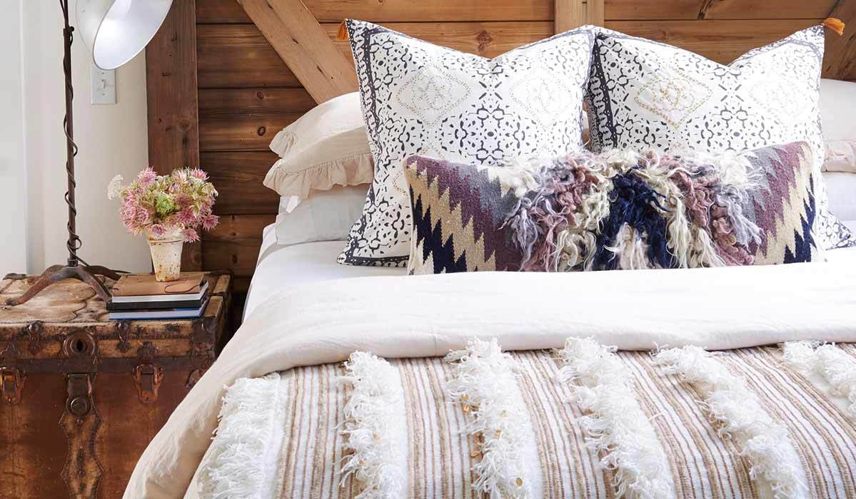 Layer Up Your Bed for This Designer Look