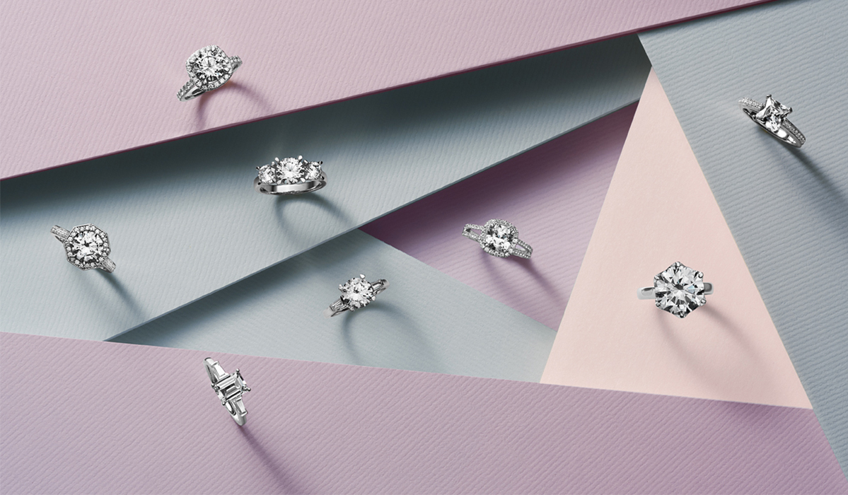 The Rise of Online Engagement Ring Shopping