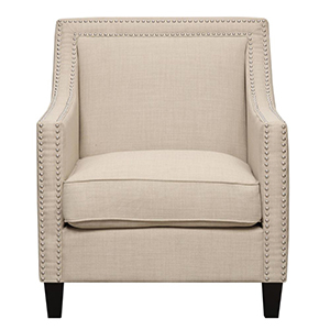 The Home Depot upholstered armchair photo
