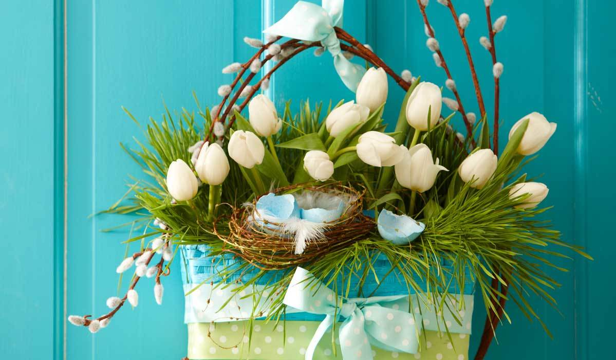Hop to It: Decorate Your Home with Our Favorite Easter Decorations