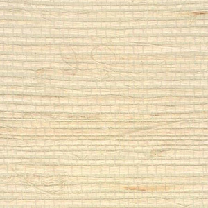Grasscloth Wallpaper in a Neutral Color photo
