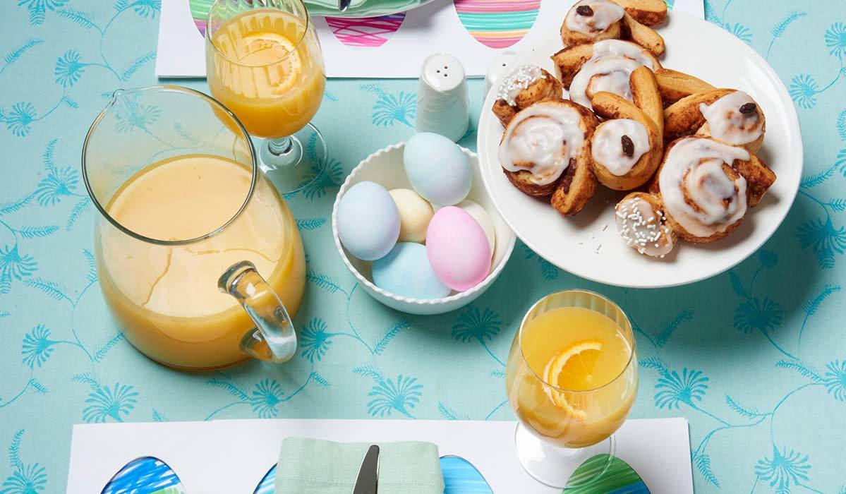 Serve an Eggcellent Easter Brunch with These Midmorning Essentials