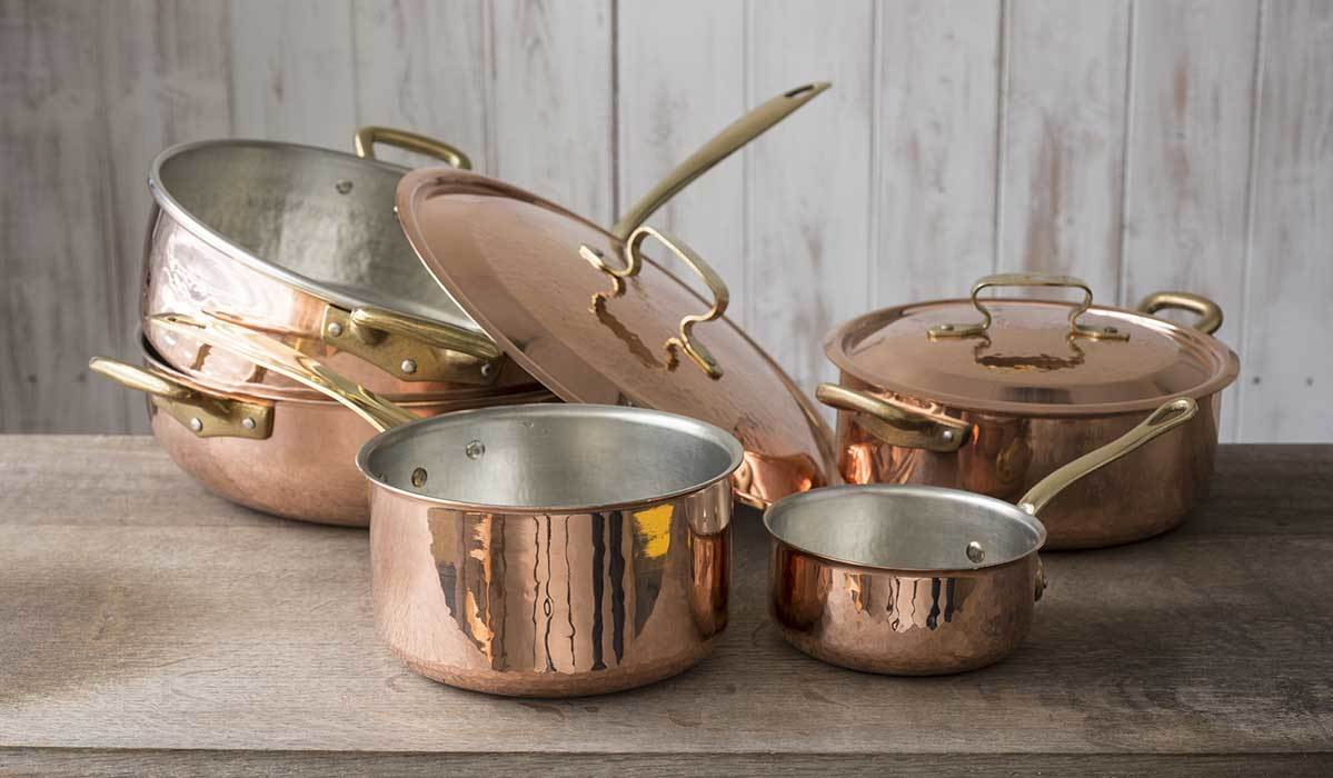Best Copper Cookware Sets Of 2019 Bhg