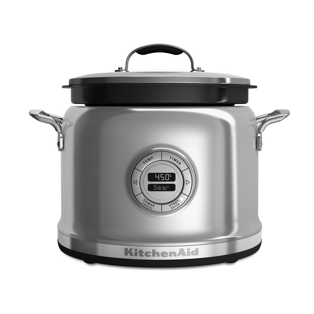Houzz KitchenAid stainless steel multi-cooker photo