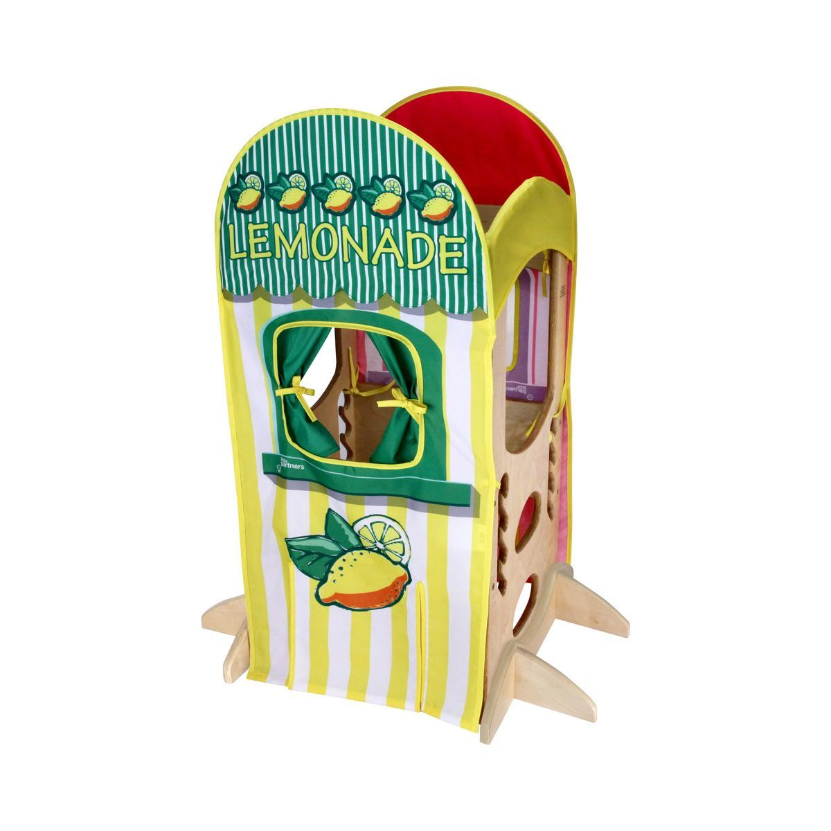 Toy lemonade stand playhouse photo
