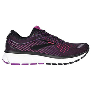 Red violet women's lightweight running shoe from Zappos photo
