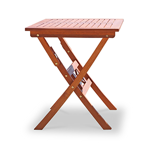 Overstock folding table made of wood photo