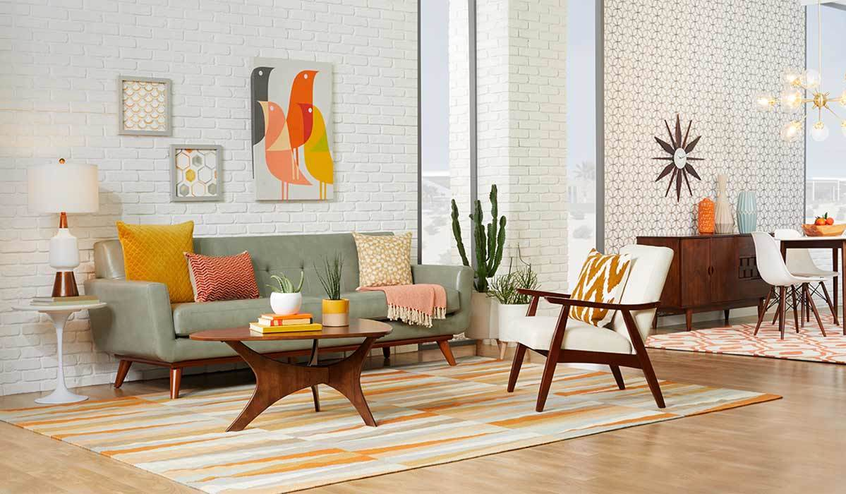Get the Look: A Cool & Contemporary Space You'll Love