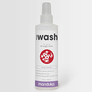 Mat wash spray with lavender scent photo