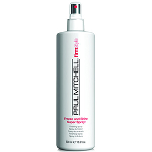 Paul Mitchell Firm Style Freeze and Shine Super Spray photo