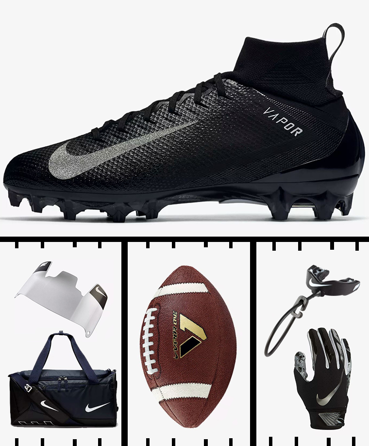 Nike Football Cleat and Gear photo