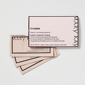 Mary Kay TimeWise Vitamin C Activating Squares photo