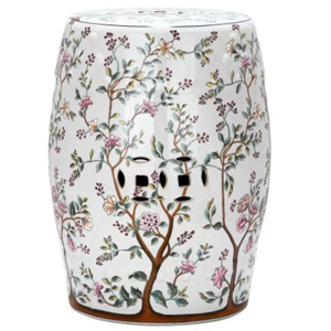Brilliant Garden Stools You Can Style In Out Of Your Home Bhg Machost Co Dining Chair Design Ideas Machostcouk