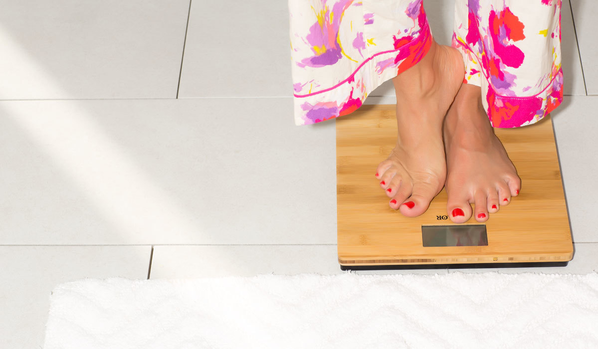 Next-Level Scales That Won't Disrupt Your Home Decor