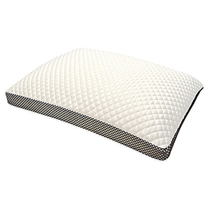 Memory foam pillow with cooling technology photo