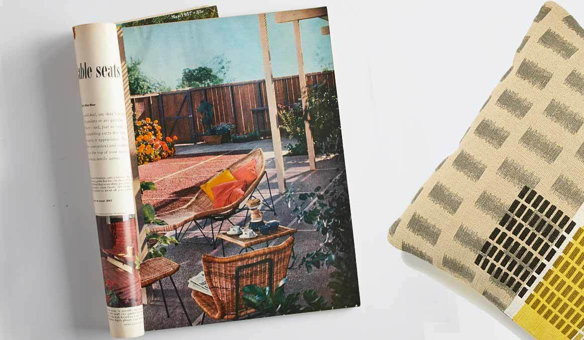 BH&G Throwback: 1957 Outdoor Oasis