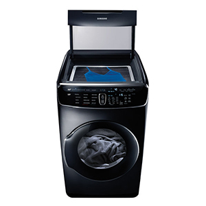 Samsung dryer with multi-steam technology photo