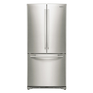 Samsung refrigerator with adjustable shelves photo