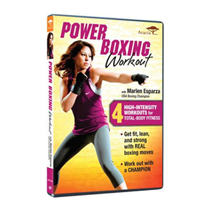 Power Boxing Workout with Marlen Esparza photo